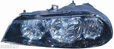ALFA ROMEO 156 2003-> H7+ H1 FARO PROIETTORE DESTRO HEAD LAMP RIGHT