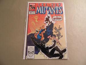 New Mutants #83 (Marvel 1989) Free Domestic Shipping