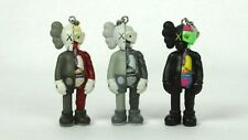 Authentic Kaws OriginalFake Companion Dissected Keychain Set of 3