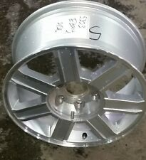 2007-2009 Cadillac Esclade 7 Spoke Chrome Finish Indent:HAS Used Rim 5303