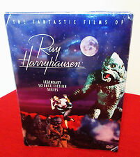 Ray Harryhausen Legendary Science Fiction Series 5-Pack (DVD, 2004, 5-Disc Set)