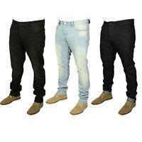 Only & Sons Mens Stretch Slim Fit Jeans Casual Straight Leg Designer Denim Pants
