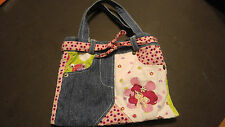 Authentic Disney Store Exclusive Ariel Denim Purse Bag Mini Tote NWOT