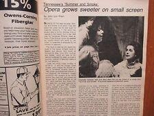 June 20, 1982 Chicago Tribune TV Week Magazine (CHARLOTTE GARDNER/MARY BETH PEIL