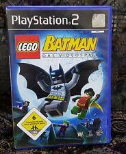 Play Station 2 Spiel PS2 LEGO Batman ohne Anleitung guter Zustand + OVP