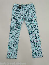 Bonds Girls Jeggings Leggings Jeans Pants sizes 5 6 7 Colour Blue Print