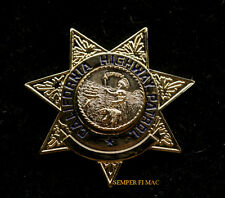 CALIFORNIA HIGHWAY PATROL CHP MINI HAT PIN CHP RETIREMEN POLICE LAW ENFORCEMENT