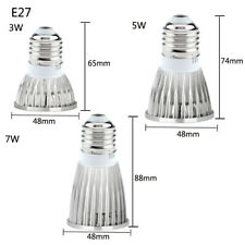 Free Shipping COB Chip LED Spotlight  Lamp Light Bulb GU10 3W 3000K 4000K 6000K