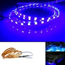 135 Tira de Luces LED Flexible bajo Coche Underglow Bajos Sistema Neón Luces Hl