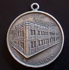 """ARGENTINA - ENTRE RIOS 1928 PUBLIC EDUCATION OLD """"ESCUELA J.J. URQUIZA -URUGUAY"""""""