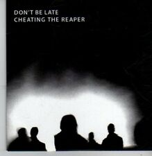 (BZ719) Cheating The Reaper, Don't Be Late - 2009 DJ CD