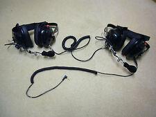 New Racing Intercom System Fan Link Gtb Nascar Headsets Headphones Talking
