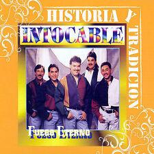 Intocable : Historia Y Tradicion: Fuego Eterno CD