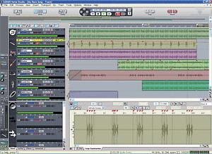 Cakewalk Sonar 4 Home Studio Edition cd