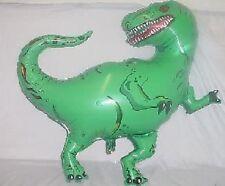 40 Inch Green Dinosaur Shaped Foil Balloon (CS44)