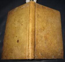 Manoscritto di medicina, prima metà del XIX secolo