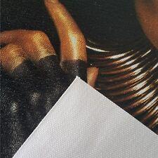 "44""x40ft / roll,Waterproof Polyester Cotton Inkjet Art Matte Canvas"