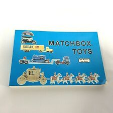 Matchbox Toys Book Price Guide 1983 Schiffer Publishing Printed in USA