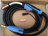 MIG WELDING GUN & TORCH,12' 400AMP for Millermatic,replacement for M40 ,Tweco #4