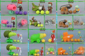 Plants vs Zombies PVZ Pea Shooter Action Figure Toys  - US Based