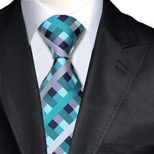 Corbata Corbata Seda Colores diseñador italiano de 4 Bodas Proms ocasiones formales de trabajo