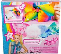 New Nickelodeon JoJo Siwa Deluxe Bow Maker, Children's Bow's Maker