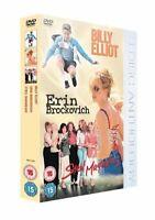 Billy Elliot/Steel Magnolias/Erin Brockovich [DVD] - DVD  7KVG The Cheap Fast