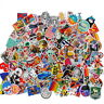 100pcs Random Vinyl Decal Graffiti Sticker Bomb Laptop Waterproof Car Skateboard