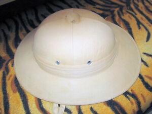 cork safari hat 1980s  new !!Vietnam