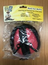 Banz Hear No Blare Kids Noise Control/Ear Hearing Protection Earmuffs