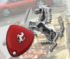 Ferrari Key - Red - Newer Style for Model Years 1989-2005