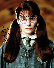 Shirley HENDERSON Harry POTTER Moaning Myrtle Signed Autograph Photo 2 AFTAL COA