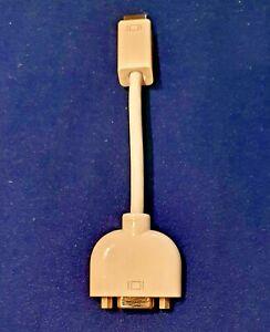 Mini VGA Port to VGA Adapter for Apple iBook eMac Powerbook Display 603-0607