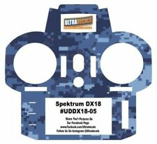 Comandi radio ed elettronici blu per giocattoli e modellini 1:8