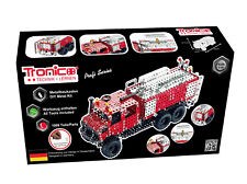 Tronico Metallbaukasten Unimog Feuerwehrfahrzeug LKW Feuerwehr