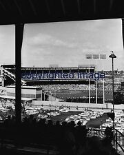 Milwaukee County Stadium Home of the Braves 1957 World Series B+W 8x10 E
