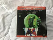 Justice League -  SNOWGLOBE JLA BATMAN Superman Statue Maquette.621/1300. MINT