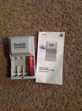 Kodak battery charger model K600 for ni-mh AA and AAA batteries