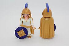 Playmobil LA Aventura Figur Griechin Athene Umhang Helm Schild
