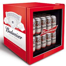 Budweiser Mini Fridge - Mini Fridges, Mini Beer Fridge, Can Cooler, Beer Chiller