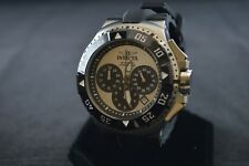 Invicta Excursion Chronograph Silver Stainless Steel Men's Watch 23044