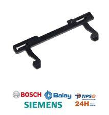 Gancho cierre puerta microondas Balay Lynx Neff Siemens Bosch 0606343 606343