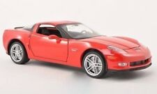 CHEVROLET CORVETTE C6 Z06 2007 welly   New & Box Diecast