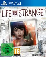Life is Strange Playstation 4 PS4 Videospiele Game Square Enix