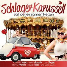 Schlager Karussell: Ball Der Einsamen Herzen von Various Artists (2012)