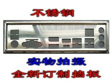 New ASROCK io shield B450 PRO4 plate io shield #GR32 XH