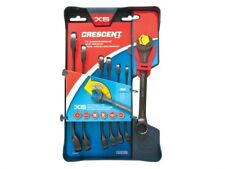Crescent 7 Piece X6™ Metric Open End Ratcheting Wrench Set