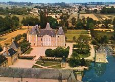 Carte SAINT MARS D'OUTILLE Vue aérienne Château de Segrais Maison de Repos