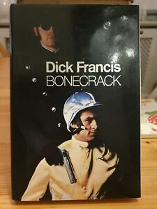 Dick Francis Bonecrack 1971 First Edition