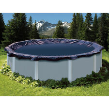 Swimline 24' Deluxe Winter Above Ground Swimming Pool Cover Round 28' Cover Size